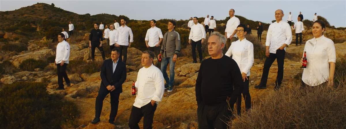 Chefs Estrella Damm